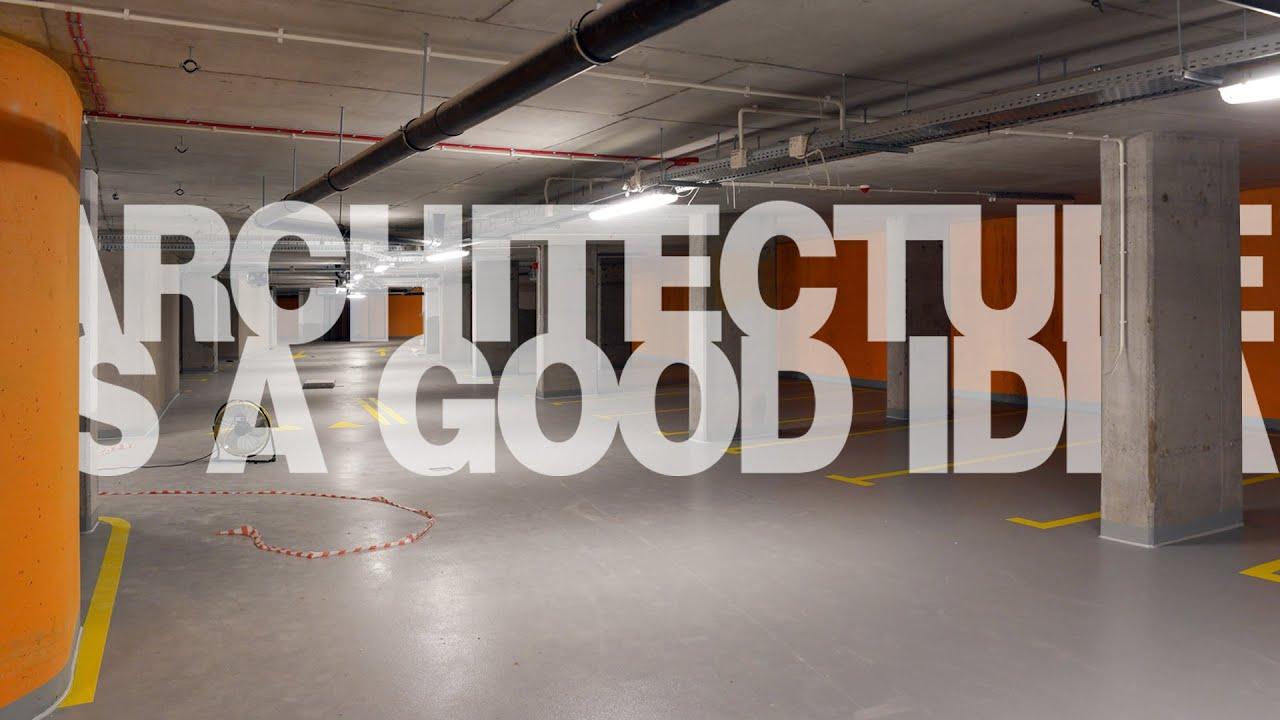 Uwaga! Głębokie wykopy! - rok później | Architecture is a good idea