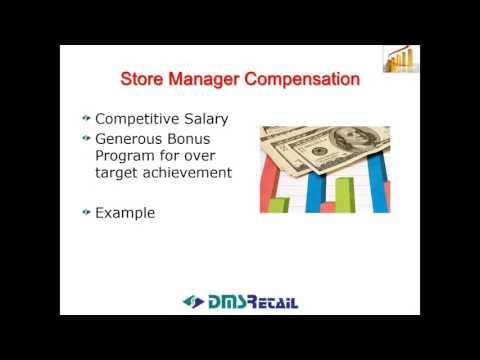 Retail Compensation & Incentive Plans