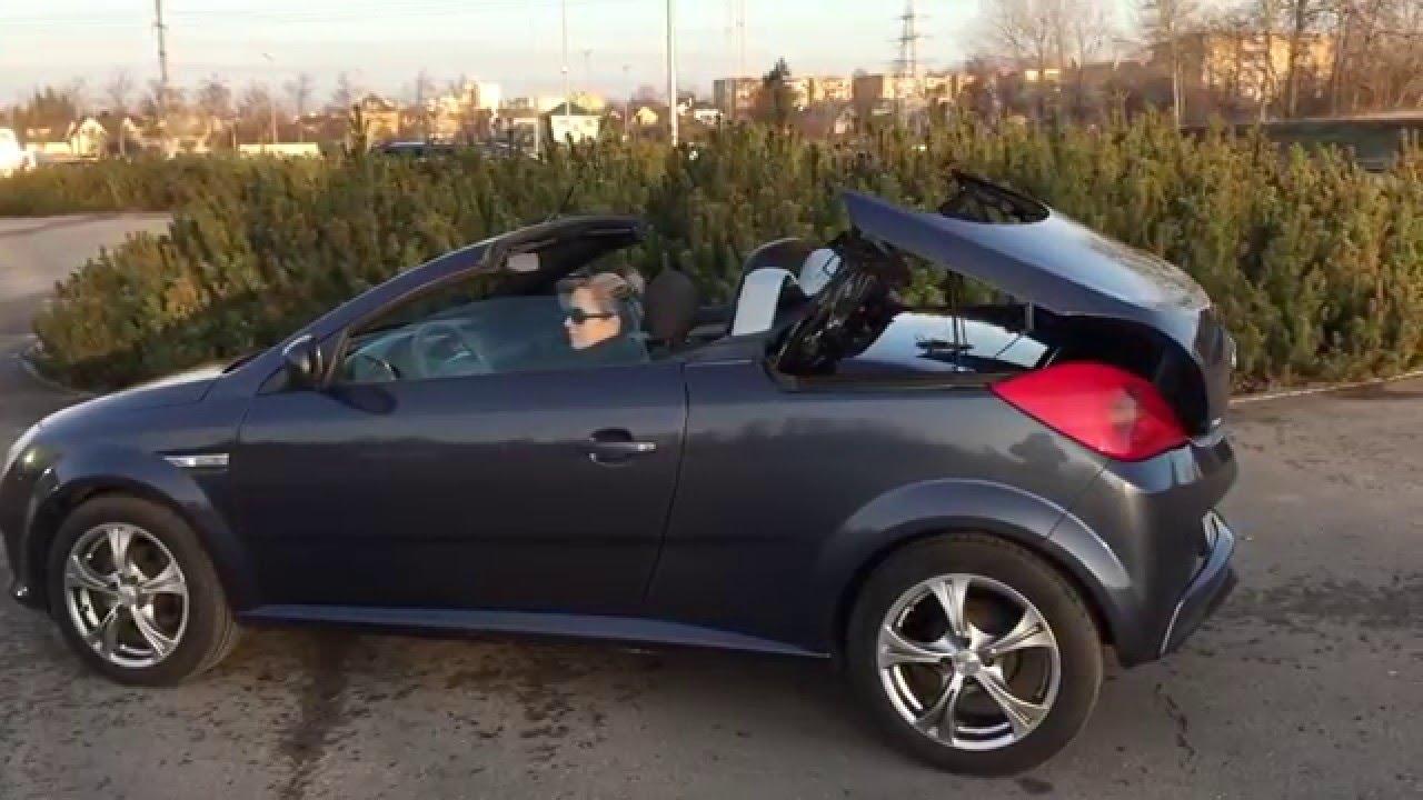 Opel Tigra Twintop Youtube