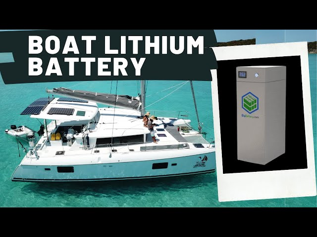 BEST MARINE LiFePO4 LITHIUM BATTERIES | BMS Installation Gone Wrong!