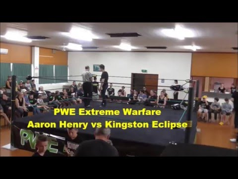 Aaron Henry vs Kingston Eclipse
