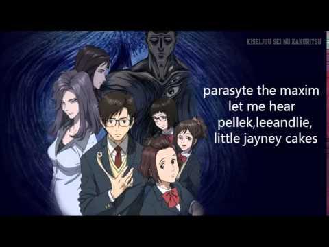 Let Me Hear Parasyte The Maxim Leeandlie,pellek,little Jayney Cakes