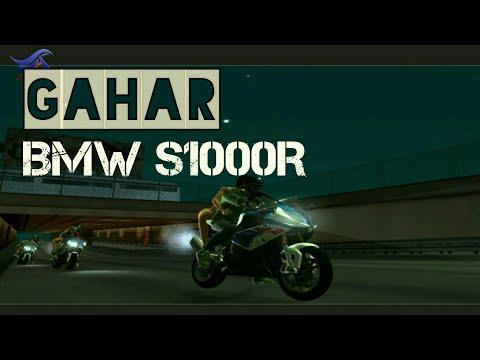 Test Drive Dan Tampilan Dahsyatnya BMW S1000rr Motor 800 Juta GTA San Andreas Mod