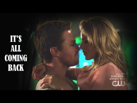 Oliver and Felicity - It's all coming back [5x20]