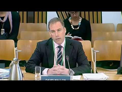 Rural Affairs, Climate Change and Environment Committee - Scottish Parliament: 24th April 2013