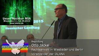 Unser Nachbar NSA - Geheime Aktivitäten der US - Nachrichtendienste in Deutschland _ Otto Jäeckel