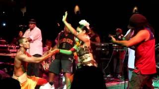 Throw Da Shaka 2010 - Anaheim, CA - Fiji - Sosefina