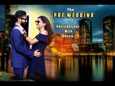 Varinderjit Weds Shruti | Most Beautiful...
