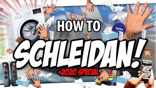 🎓 How to SCHLEIDAN!