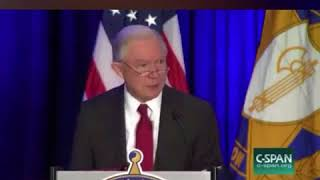 Jeff sessions- Speaks on Anglo American Heritage of the Sheriff