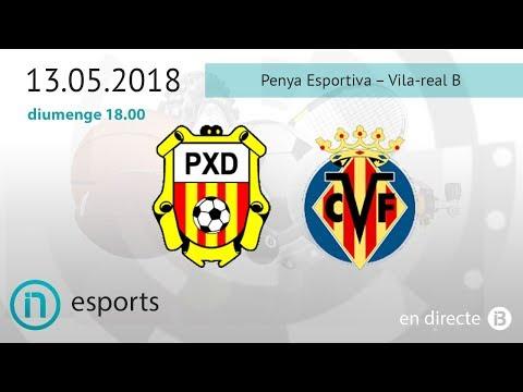 Segona divisió B // Penya Esportiva -  Vila-real B