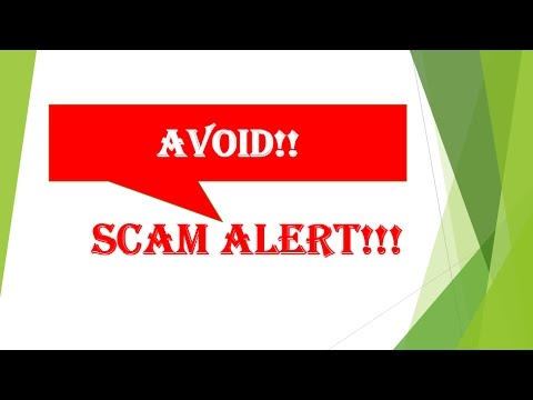Binary options system scam