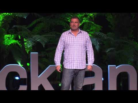 Colony Earth? Humanity after alien contact | Steve Pointing | TEDxAuckland