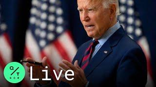 LIVE: Biden Delivers Remarks on Trump's Supreme Court Pick in Wilmington, Delaware