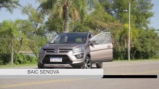 BAIC Senova - Test Drive