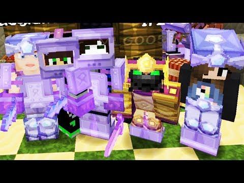 ICH TREFFE MICH MIT ALLEN IN DER MITTE! ☆ Minecraft: Skywars
