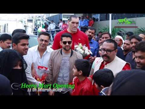 Heera Mart Kukatpalli Opening 11 March 2017 Part 1