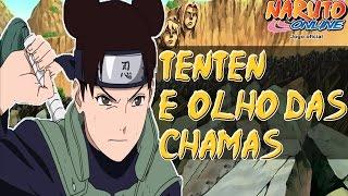 Naruto Online OasGames || Em busca do Sábio Dos 6 Caminhos 07||Composições com tenten