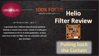 Helio Filter Review | Pulling back the Curtain