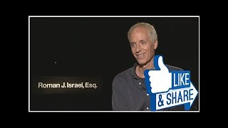 Dan gilroy on 'roman j. israel esq.', reediting the film after tiff, and more