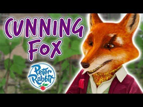 Peter Rabbit - Cunning Fox | Cartoons for Kids