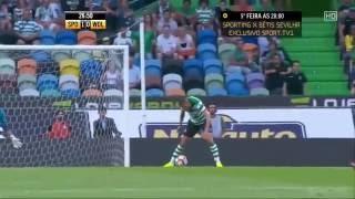 Sporting Lisbon vs Wolfsburg 2-1 !!! 2016 All Goal Highlight match HD