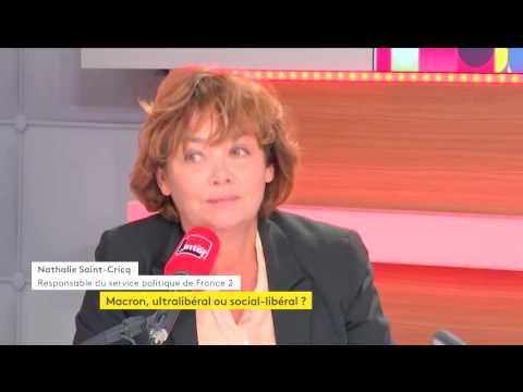 Questions politiques : Emmanuel Macron répond aux questions des auditeurs de France Inter