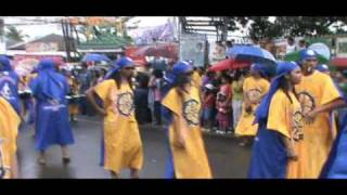 Kalibo Aklan Philippines Ati-Atihan Festival 2010_Part 1 (Saturday Parade)