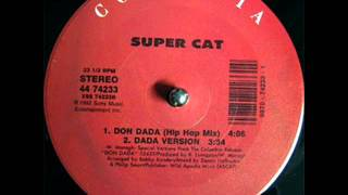 Super Cat -  Ghetto Red Hot (Hip Hop Instrumental)