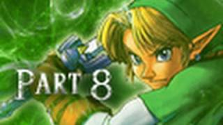 Legend of Zelda Ocarina of Time 3DS Walkthrough Part 8 - The Lost Woods