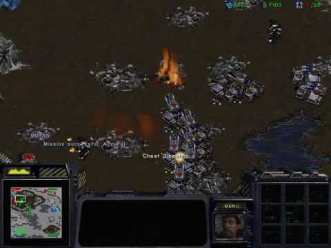 Download Starcraft Brood War - Terran Campaign Story - Part 1