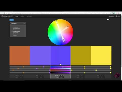 Gimp Quick Tip - Color Palettes