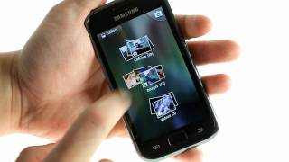 Samsung I9000 Galaxy demo video