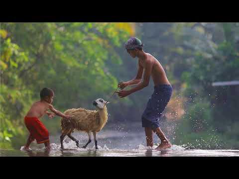 Suling Sunda Alam Pedesaan