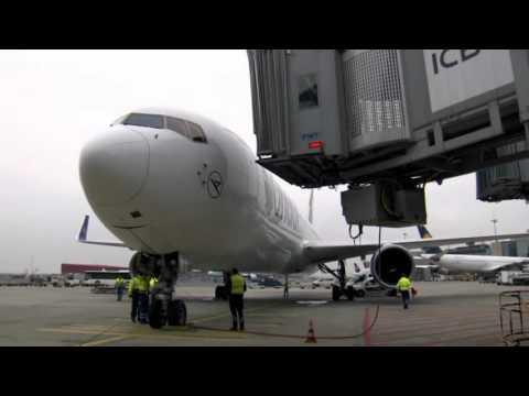 Inside Frankfurt Airport   Deutschlands größter Flughafen Teil 1