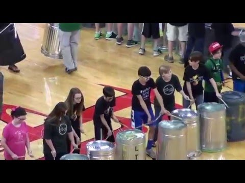 Houston Rockets Halftime - Mitchell Intermediate & LTD
