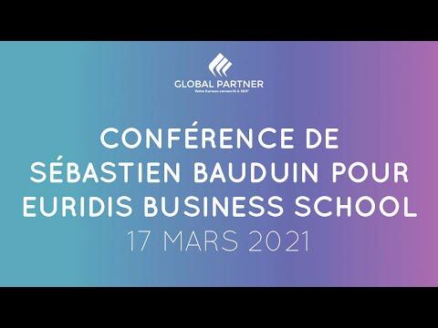 Conférence GLOBAL PARTNER x Euridis Business School