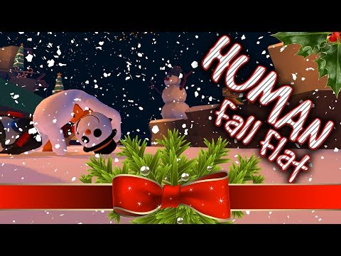 Will You Laugh Again? | Human Fall Flat (Christmas Edition)
