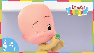 Repeat youtube video ITSY BITSY ARAÑA y Más Canciones. Familia Telerin. Colección Canciones Infantiles.