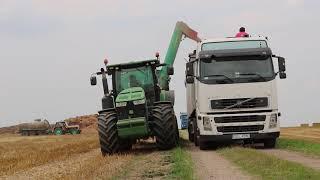 Żniwa 2018 Kombinat Rolny Kietrz