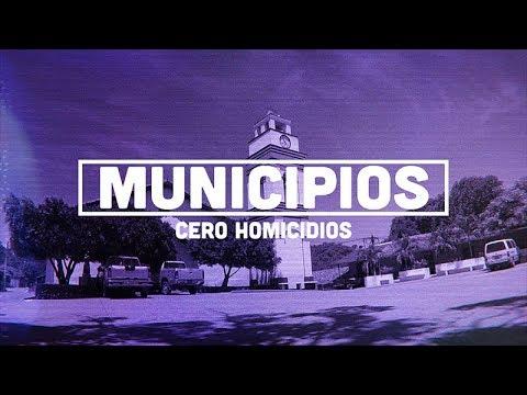 Municipios Cero Homicidios (2019)