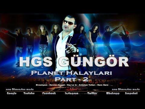 HGS Güngör - Planet Halaylari Remix Part 2
