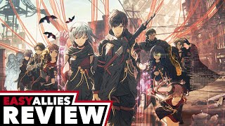 Scarlet Nexus - Easy Allies Review (Video Game Video Review)