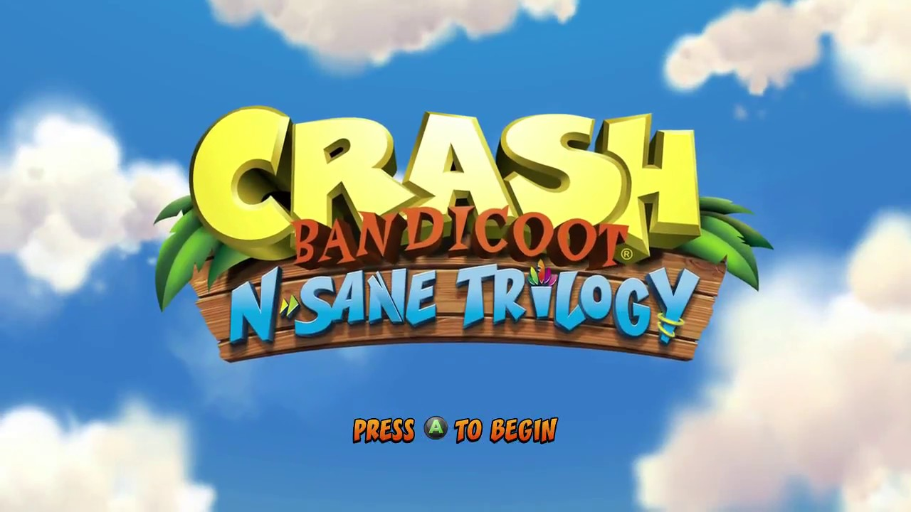 Crash bandicoot ps4 n sane trilogy hiding huge spyro the dragon.