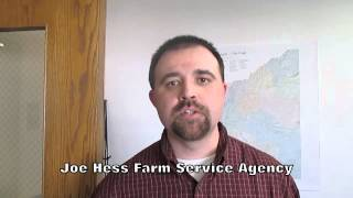 joe hess farm service agency