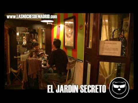 El jard n secreto las noches de madrid youtube for El jardin de los secretos
