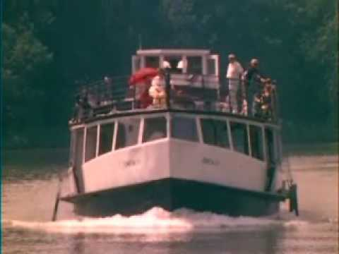 Erie Canal Boat Tour, 1979