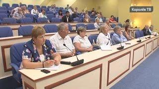 Киоски в Королёве планируют оборудовать туалетами(, 2015-09-02T16:30:23.000Z)