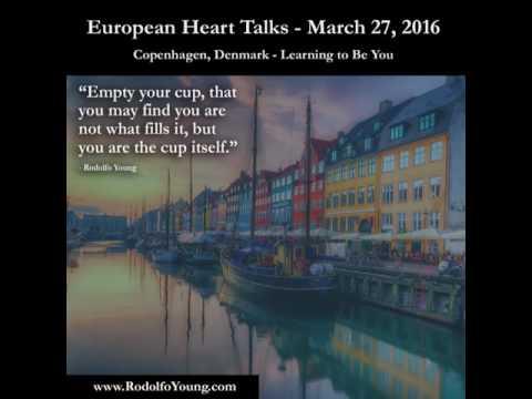 Heart Talks Europe (Copenhagen) - Learning to Be You