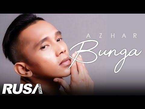Azhar Ja'a - Bunga [Official Lyrics Video]